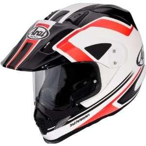 New Arai XD3 Adventure Red Dual sport Design Motorcycle Helmet Size