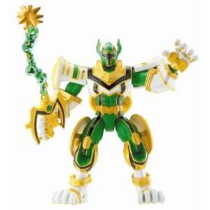 Green Power Ranger to Legendary Lion   Power Rangers