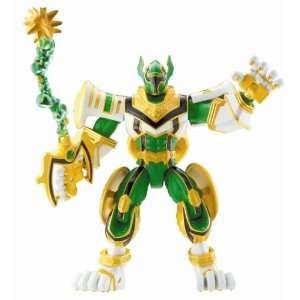 Green Power Ranger to Legendary Lion   Power Rangers