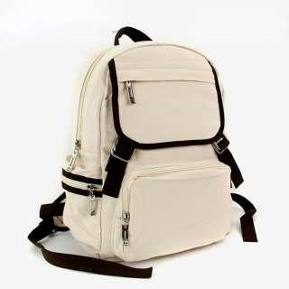 Handbag Canvas Schoolbag Bag Leisure Girls Backpack 5 Colors H02