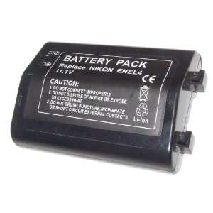 GSI Super Quality Replacement Battery For Select NIKON Digital Cameras