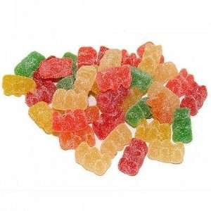 Gummi Bears Sour Small, 5 lbs  Grocery & Gourmet Food