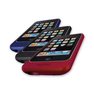 Mophie Juice Pack Air Case Rechargeable Extended Battery iPod touch 2G
