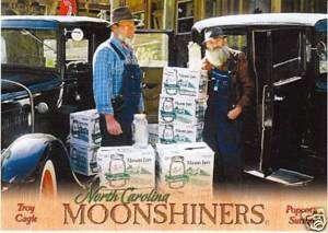 Popcorn Sutton Magnet   Moonshine