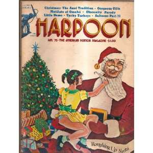 Harpoon: The American Humor Magazine January 1975: Lopez