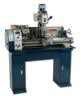 Baileigh Mill Drill and Lathe Combination Machine MLD 1030