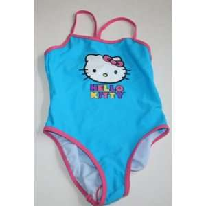 Hello Kitty Baby/Infant Girls 1 Piece Swimsuit   Size 24 Months