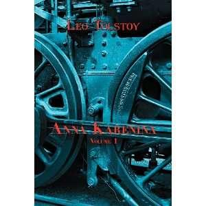 English Anna Karenina by Leo Tolstoy (volume 1) (Dual Language Book