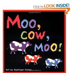 Moo, Cow, Moo (Babysmart, Level 3) (9780448426075