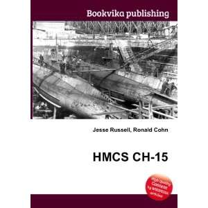 HMCS CH 15 Ronald Cohn Jesse Russell Books