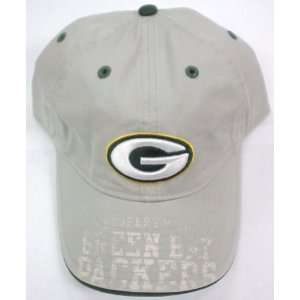 Nfl Green Bay Packers Relaxed Fit Strap Hat Sports