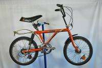 Vintage MASA XR 3 old school BMX bike moto style rear suspension