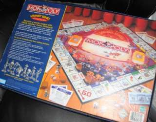 LOONEY TUNES CLASSIC CARTOON LIMITED COLLECTORS EDITION MONOPOLY