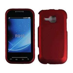 Samsung Galaxy Indulge Red Hard Cover Phone Case