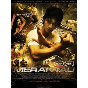 Merantau Warrior Poster Movie (11 x 17 Inches   28cm x