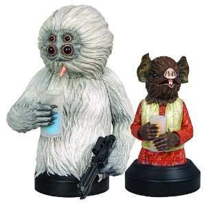 Gentle Giant Star Wars Kabe and Muftak Mini Bust 2 Pack 2