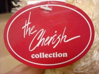 The Cherish Collection Teddy Bear Nova Plush Handmade