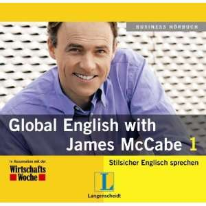 Global English with James McCabe 1. CD (9783468215216
