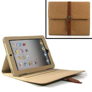 Leather Case / Cover for Apple iPad 2+Free Screen Protector (7316 2