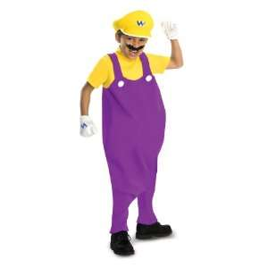 Lets Party By Rubies Super Mario Bros.   Wario Deluxe Toddler / Child