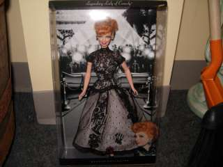 LEGENDARY LADY OF COMEDY LUCILLE BALL, I LOVE LUCY NIB