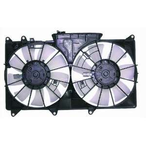 LEXUS IS300 2001 02 03 04 RADIATOR A/C AC FAN NEW