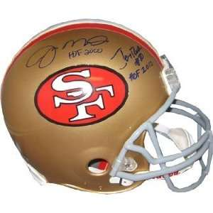 Jerry Rice Autographed/Hand Signed San Francisco 49ers Full Size