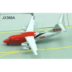 Jet X TNT BAe146 200 Model Airplane