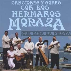 Canciones Y Sones Con Los Hermanos Moraza Los Hermanos Moraza Music