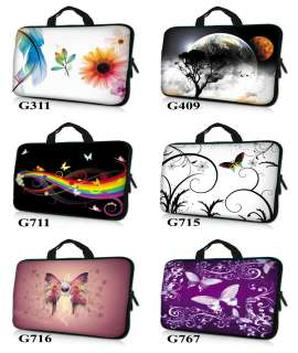 15.4 15.6 14 LAPTOP SLEEVE NOTEBOOK BAG CASE D773