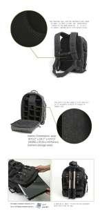 MATIN SLR DSLR Camera Backpack Rucksack Bag (Black) NEW