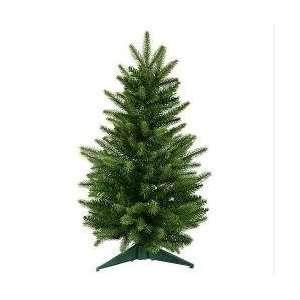 2 Frasier Fir Artificial Christmas Tree   Unlit