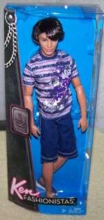 Barbie Fashionistas *Ryan* Kens Friend Doll New 746775051860