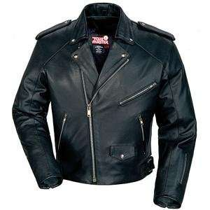 Tour Master Vintage Leather Jacket   3X Large/Black