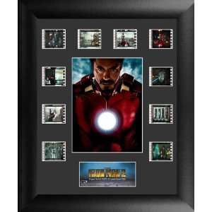 Iron Man 2 (Series 1) Framed Mini Montage Film Cell