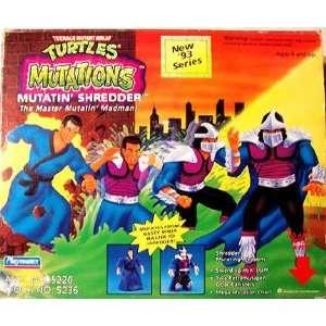 Teenage Mutant Ninja Turtles Mutatin Shredder Toys & Games