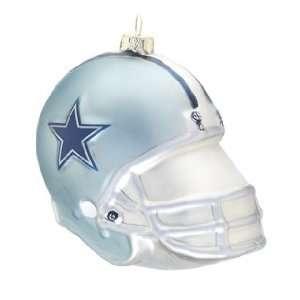 Personalized Dallas Cowboys Football Helmet Christmas