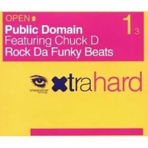 Rock the Funky Beats: Public Domain, Chuck D: Music
