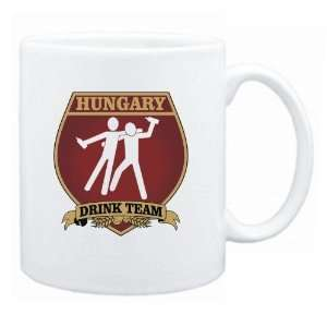 Hungary Drink Team Sign   Drunks Shield  Mug Country