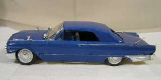 Vinage Buil Up 1961 FORD GALAXIE Model Ki Promo Car |