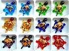 12pcs Lovely Murano Lampwork Glasspendant Free post