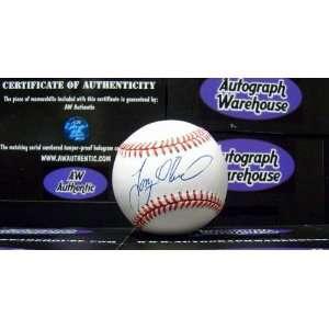 Tony Oliva Autographed Ball