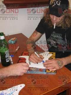 Axl Rose GUNS N ROSES Signed Autograph Appetite For Destruction LP