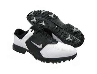 New Nike Mens Heritage Black/White Golf Shoes US Sizes