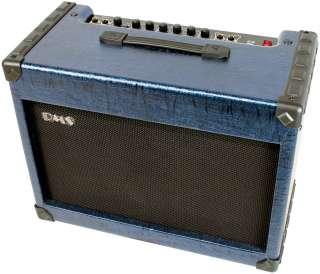 RMS Blue Amplifiers GA30 30 Watt Portable Electric Guitar Amp w/ 8
