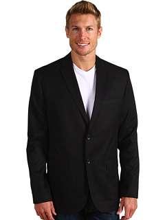 Calvin Klein Solid PV Wool Jacket    BOTH Ways