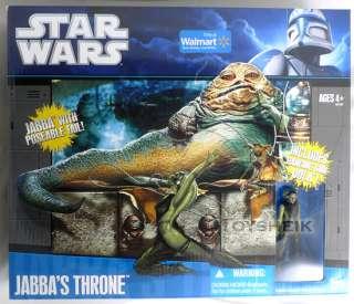 Star Wars Jabbas Throne  exclusive Hasbro 02852 653569502852