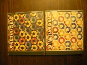 25 #1 Hits From 25 Years Vol. 1 & 2 Motown Compilation of Various