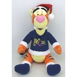 21 Inch Disney Tigger Christmas Holiday Plush Decor Home & Kitchen
