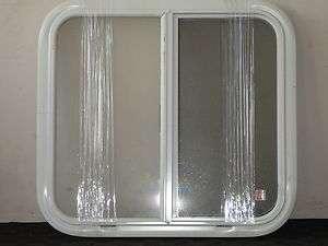 NEW 24 x 22 Sliding Window for RV / Camper (White)